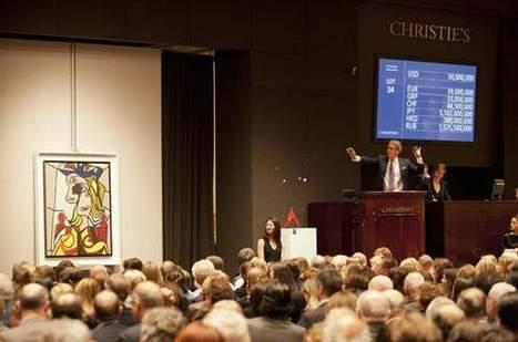 L'art contemporain : nouveau terrain d'aventure capitaliste | ZION GARDEN | Scoop.it