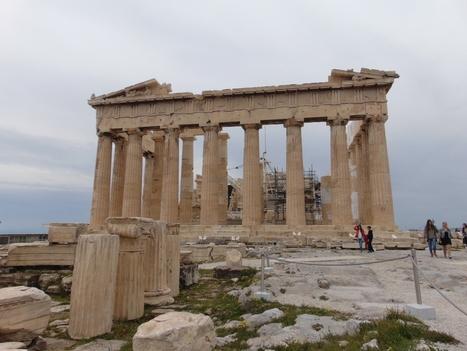 Conociendo Atenas, la ciudad protegida por la diosa Atenea | Griego (y Latín) en el Sierra | Scoop.it