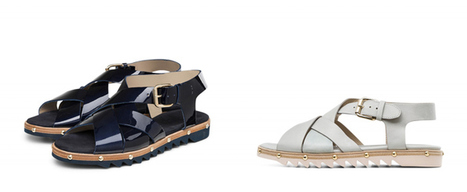 Attilio Giusti Leombruni, AGL 2015 Summer Shoe Collection | Le Marche & Fashion | Scoop.it