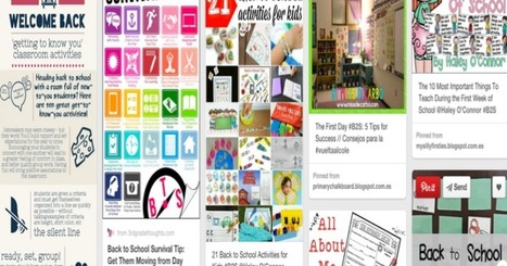 Some Excellent Back to School Visuals and Posters  via @medkh9 | Cool School Ideas | Scoop.it