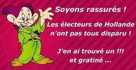 J'en tiens un ! J'en tiens un …Un électeur de Hollande !!! | Islam : danger planétaire | Scoop.it