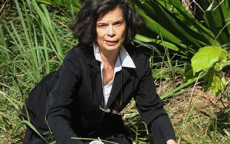 Bianca Jagger: life depends on a thin layer of soil - Telegraph | forest gardening | Scoop.it
