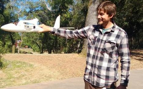 This guy is flying drones and building Arduino temperature sensors to make ... - CITEworld | Raspberry Pi | Scoop.it