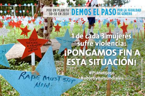 La justicia es fundamental para erradicar la violencia contra la mujer | Radio de las Naciones Unidas | Genera Igualdad | Scoop.it