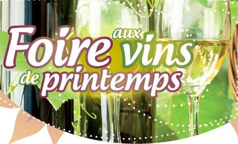 Foire aux Vins de Printemps chez Lidl | Articles Vins | Scoop.it