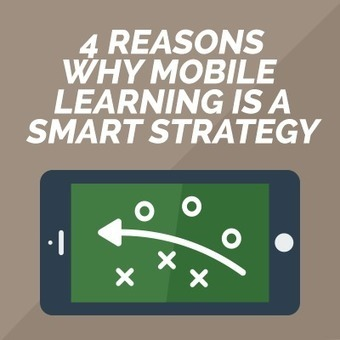 4 Reasons Why Mobile Learning Is A Smart Strategy | Higher Education | Scoop.it
