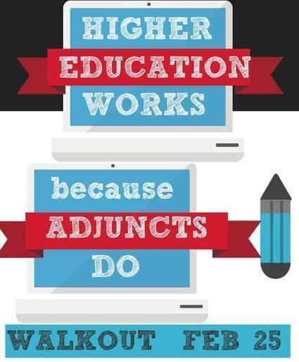 Dear Media, Thank you for asking about #NAWD & # NAAW | A is for Adjunct | Scoop.it