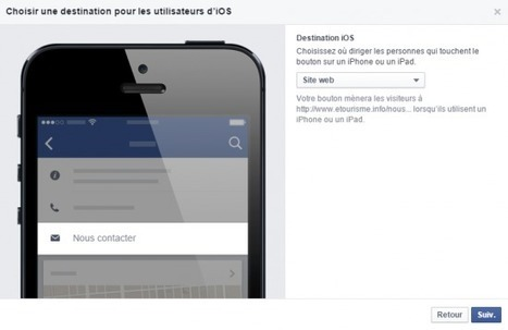 Facebook appelle à l'action sur vos pages ! | Tourisme et marketing digital | Scoop.it