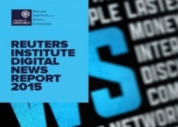 Digital News Report: More Mobile, Video And Global Platforms | New Journalism | Scoop.it