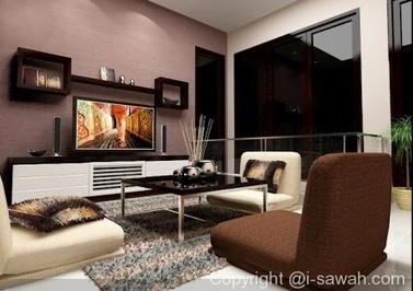 3D Render Modern Sofa for Minimalist Living Room | Interior Design and Furniture | Scoop.it