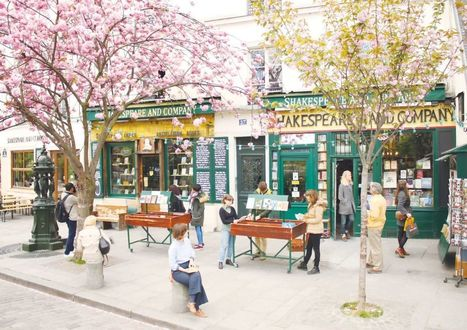 Shakespeare and Company reveals treasures of its archives | Ebook and Publishing | Scoop.it