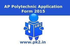 AP CEEP 2015 AP Polytechnic Online Application Form | JobsResult.in | Scoop.it