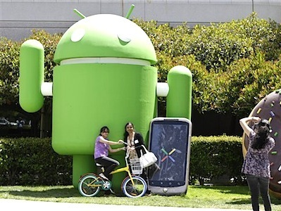 Android Is Losing The Platform War, Period | Everything Android! | Scoop.it