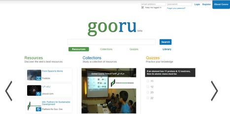 STEM Education Resource, Search Engine And Curation Portal: Gooru | Social Media Content Curation | Scoop.it