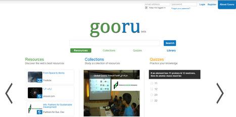 STEM Education Resource, Search Engine And Curation Portal: Gooru | Social Media Goddard | Scoop.it