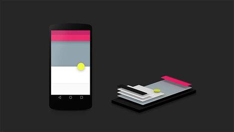 Material Design, Google prepara redesign para Android L, Chrome OS e Web | Ultimas noticias Biovolts e arredores | Scoop.it