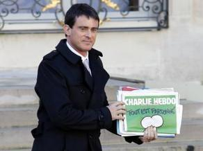 No blasphemy law in France reminds Valls | The France News Net - Latest stories | Scoop.it