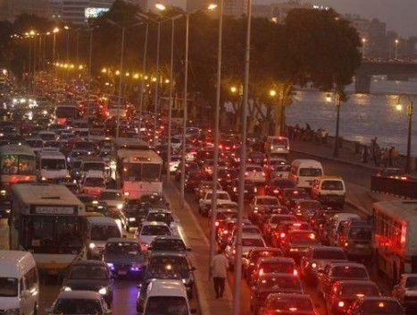 Cairo driving : The five most dangerous habits | Égypt-actus | Scoop.it