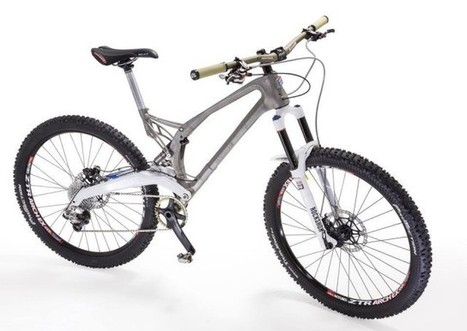 Singletrack Magazine | Empire and Renishaw build first 3D-printed MTB | 3D printing | Scoop.it