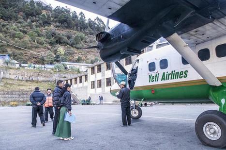 Népal : les grands tour-opérateurs français renoncent aux vols domestiques   AFFRETEMENT AERIEN KEVELAIR   Scoop.it