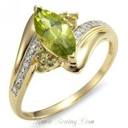 Cincin Peridot Cz Marquise Shape Ring 7 USA | Womans Fashion, LifeStyle and Beauty | Scoop.it
