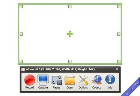18 programas gratis para capturar pantalla en vídeo | Emezeta | Edu-Recursos 2.0 | Scoop.it