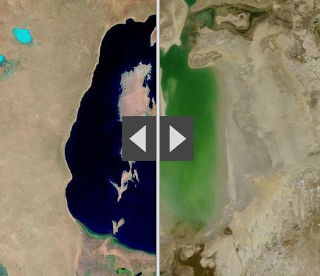Remote Sensing and Land Cover Change | Developing Spatial Literacy | Scoop.it