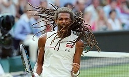 Rafael Nadal crashes out of Wimbledon after bravura Dustin Brown display | Discover Sigalon Valley - Where the Tags are the Topics | Scoop.it