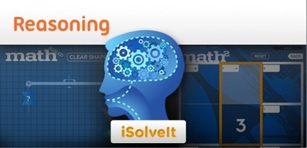 iSolveIt - MathScaled and MathSquared Apps | 英文教育資訊 | Scoop.it