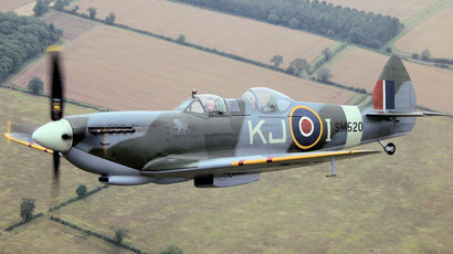 Spitfire Group to hold procession and flypast at Angus town | Culture Scotland | Scoop.it