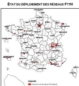 La France connectée en très haut débit en 2022 ? Ce n'est pas gagné   Immoricuss   Scoop.it