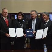 Signature d'un accord de coopération avec l'Université de Kyoto | University Luxembourg | Luxembourg (Europe) | Scoop.it