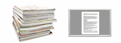 Does Paper Outweigh Digital? | Neuromarketing | Paper VS IT | Scoop.it
