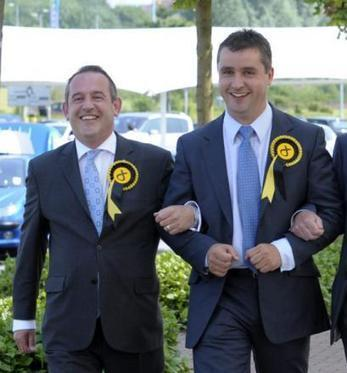 Stewart Hosie: did he jump or was he pushed? | My Scotland | Scoop.it