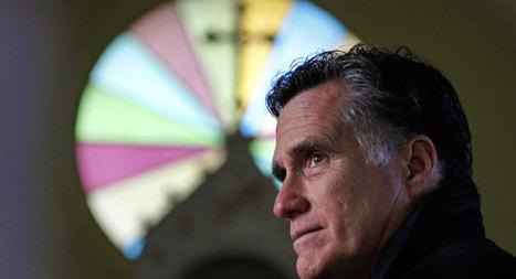 Mitt Romney's Mormon faith in the spotlight | LDS | Scoop.it