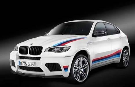 BMW launches X6 M 'Design Edition'  | AllOnAuto.com | New Cars and Bikes in India | allonauto.com | Scoop.it
