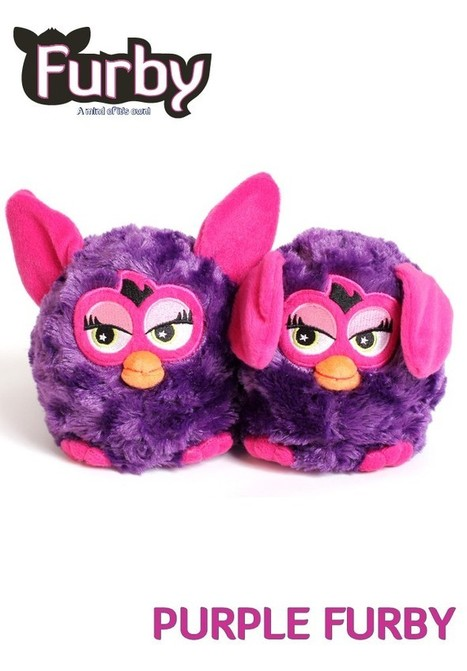 Win 1 of 3 pair of Furby Stompeez #competition #win - umeandthekids | lifestyle and parenting | Scoop.it