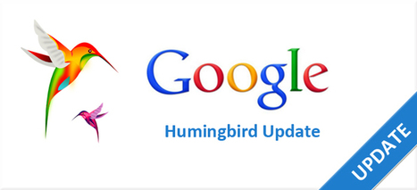 Google Launches New 'Hummingbird' Search Algorith | SEO Services | Scoop.it