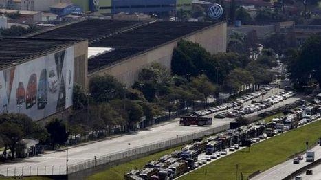 "Volkswagen 'allowed torture' under Brazil military rule - BBC News   ""green business""   Scoop.it"