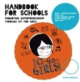 New Handbook: Entrepreneurship & ICT for Girls | EuroMed gender equality news | Scoop.it