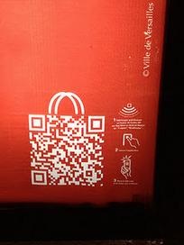 Une campagne QR reussie à Versailles   artcode   Scoop.it