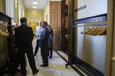 Senate Approves Budget of G.O.P. Wishes in All-Night Session   AP Government & Politics   Scoop.it