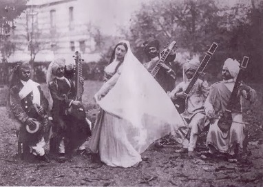 Maddy's Ramblings: Mata Hari the femme fatale and Malabar | Indian Dance, History, and Scholarship | Scoop.it