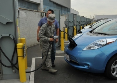 U.S Air Force Unveils Non Tactical Plug-In Electric and Hybrid Vehicle Fleet | All-Energy | Scoop.it