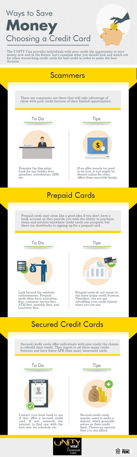 Ways to Save Money Choosing a Credit Card | OneUnited Bank Blogs & Info | Scoop.it