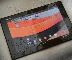 Sony Xperia Tablet Z review - The Verge | Gadgets | Scoop.it