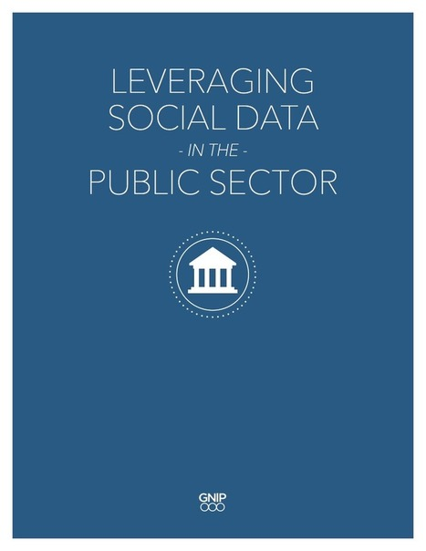 Leveraging Social Data In The Public Sector Gnip Whitepaper | Text Analytics | Scoop.it