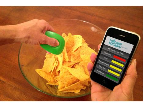 OGM, pesticides et allergènes alimentaires bientôt DÉTECTABLES avec un smartphone | Machines Pensantes | Scoop.it