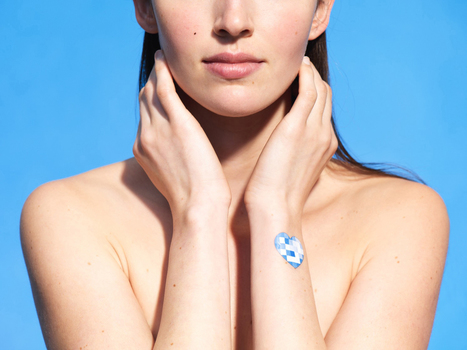 L'Oréal présentait son patch connecté anti-UV au CES - Aruco | Innovation Numérique | Scoop.it