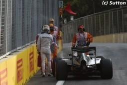 F1 - Rosberg profite des erreurs de Hamilton   Auto , mécaniques et sport automobiles   Scoop.it